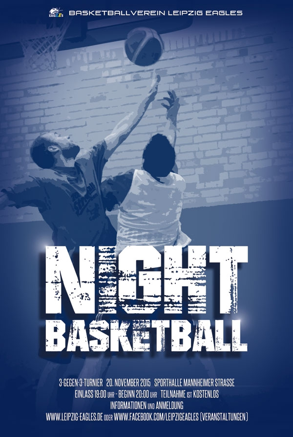 Night Basketball am 20. November