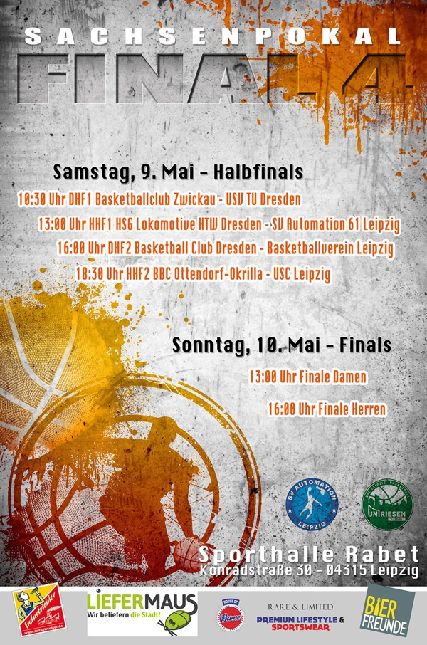 BVS Sachsenpokal Final Four