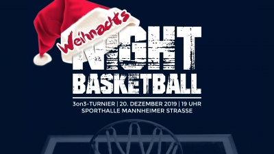 Weihnachts-Night-Basketball am 20.12.